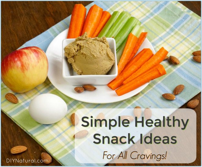 Simple Healthy Snacking Ideas for Every Craving