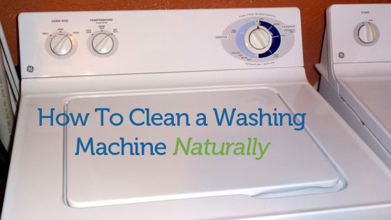 Natural Way To Clean Front Load Washer