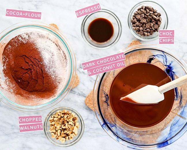 Fudgy Vegan Brownies - ilovevegan.com