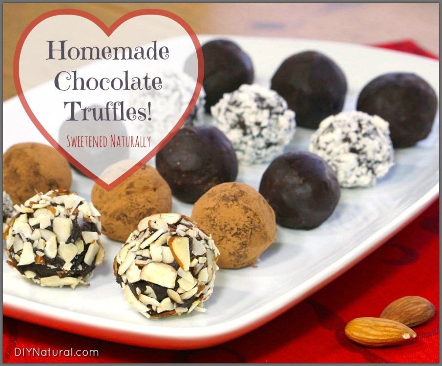 A Simple Chocolate Truffle Recipe to Make at Home