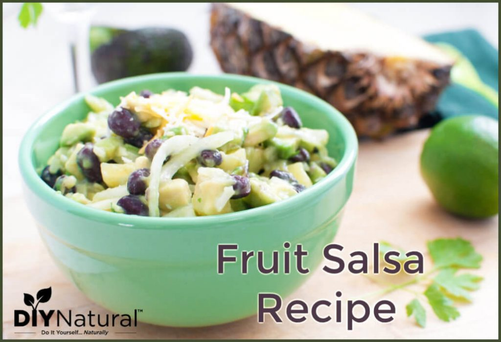 12 Fruits To Use For A Delicious Fruit Salsa Recipe