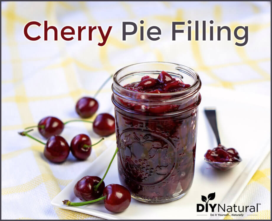 A Simple and Delicious Cherry Pie Filling Recipe