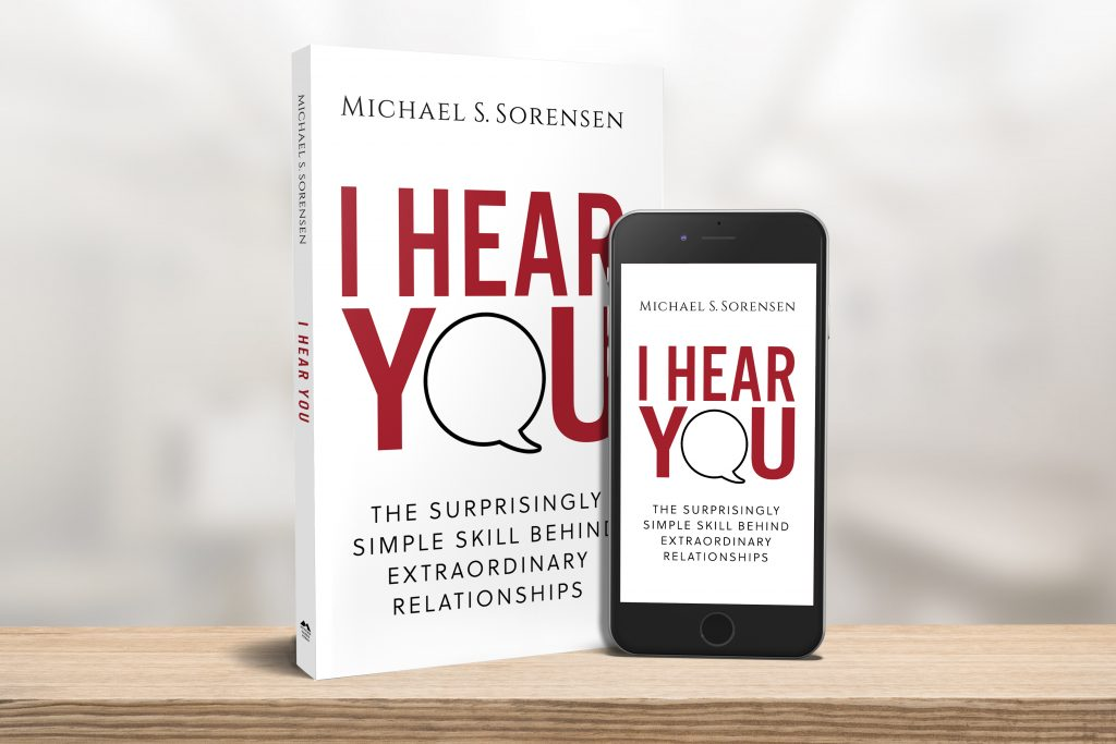 I Hear You: A Must-Read Book for Stronger, Happier Relationships