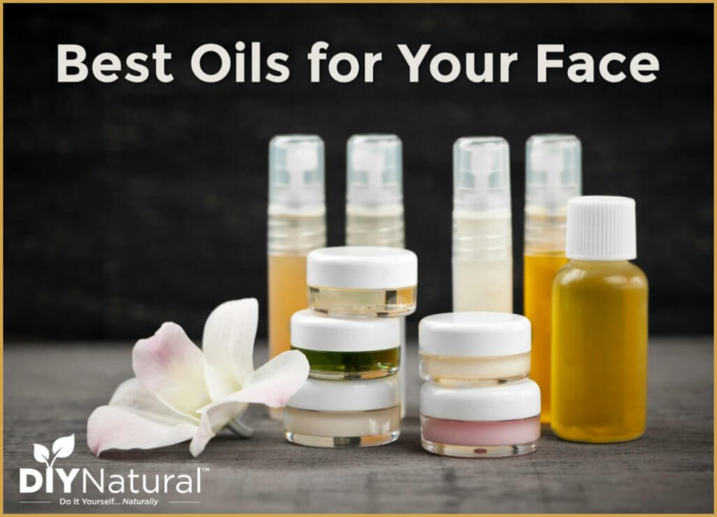 Top 5 Oils to Use in Your DIY Face Care Routine