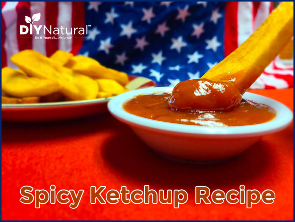 A Simple and Delicious Spicy Ketchup Recipe