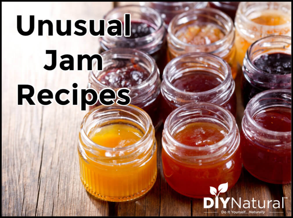 Unusual Jam Recipes: From Bourbon to Watermelon
