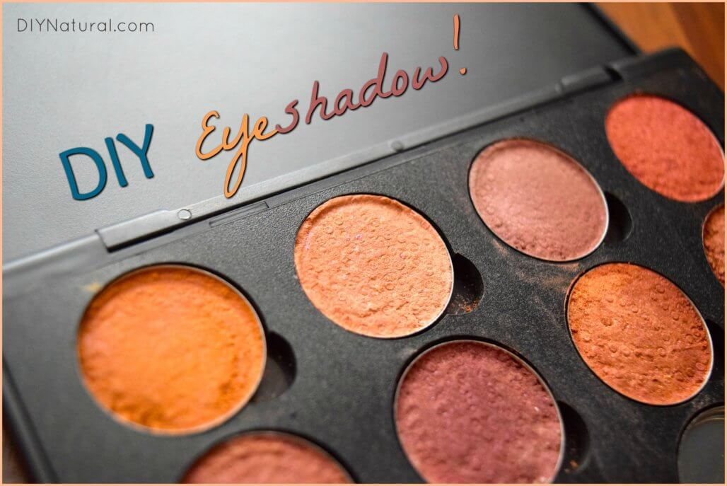 How to Make Eyeshadow DIY 3